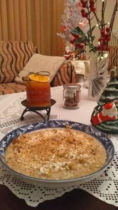 Βαρβάρα Greek Sweets, Pudding, Desserts, Food, Tailgate Desserts, Meal, Dessert, Eten, Puddings