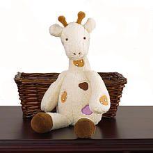 CoCaLo Jacana Plush Giraffe