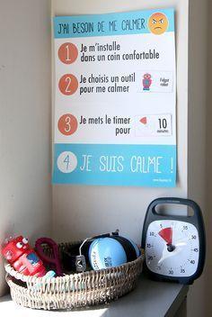 Une affiche à découper et à personnaliser, pour inciter les enfants et…