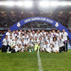 Real Madrid @realmadridBest moments of 2016: UEFA Super Cup