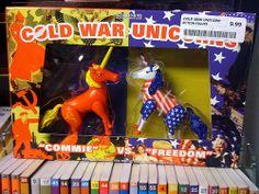 OMG!  Cold War Unicorns!