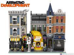 Lego Modular, Great Love, Lego City, Banana, Money, Street, Fun, Instagram, Silver