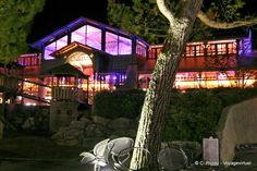 Marché couvert de nuit Montreux - Suiza