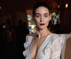 80 And More Updo Hairstyles For 2014: Rooney Mara Updos  #updos #hairstyles #updohairstyles
