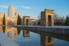 Temple de bod. Madrid, Spain  The Big Travel Theory