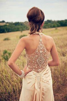 Gown: Retro Vintage Weddings