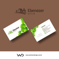 Identidade visual para Sítio Ebenézer | por webmaisdesign