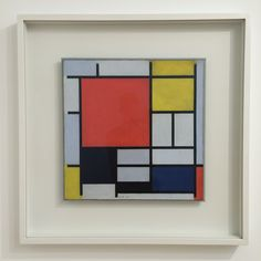 Did you know that Piet Mondrian didn't use a ruler in order to paint the black… Piet Mondrian, Brewery Logos, Shih Tzu Dog, Tag Art, Graphic Design Illustration, Art Day, Modern Art, Jealous Boyfriend, Boyfriend Texts