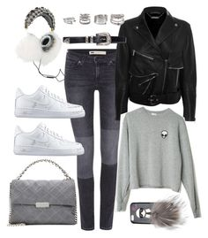 """""""Untitled #9007"""" by katgorostiza ❤ liked on Polyvore featuring Dolce&Gabbana, Levi's, NIKE, STELLA McCARTNEY, Alexander McQueen, Forever 21, Fendi, women's clothing, women's fashion and women"""
