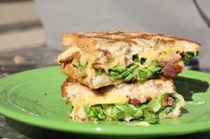 Grilled - grilled cheese recipes-food