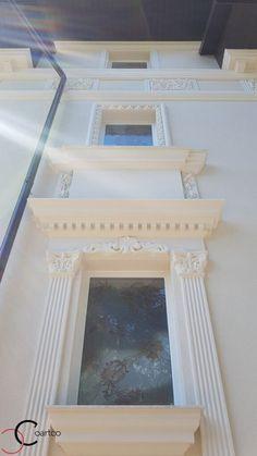 Proiect Casa Rezidentiala zona Podul Grant, Bucuresti – Profile Decorative Design Case, Windows And Doors, Frame, Profile, Interior, House, Home Decor, Home, Architecture