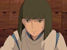 Japanese Animated Movies, Japanese Film, Studio Ghibli Art, Studio Ghibli Movies, Film Anime, Manga Anime, Spirited Away Poster, Studio Ghibli Characters, Chihiro Y Haku