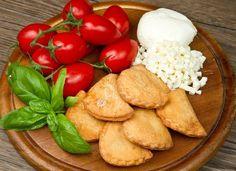 Italian Recipe: Panzerotti