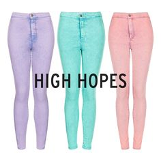 The higher the better, everyone's favourite Joni jean even now come in colour!