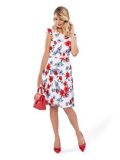 Poppy Fields Dress & Juliette Bag | Review Australia