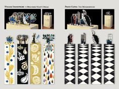 Can't get enough Felix Jud bookmarks!