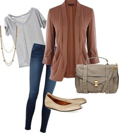 """""""Casual"""" by sturmrn on Polyvore"""
