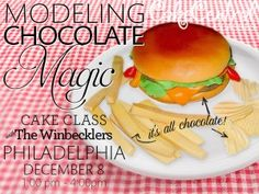 How to Make and Use Modeling Chocolate - Tutorial - Cake Central