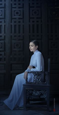Image result for ao dai duong quoc dinh