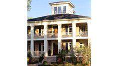"""""""Smythe Park"""" house plan by Mitch Ginn -"""