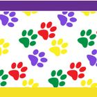 Mini Bulletin Board trim for the Paws Theme... by Teaching for Fun | Teachers Pay Teachers