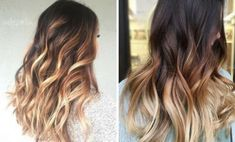 Stunning Blonde Highlights for Dark Hair