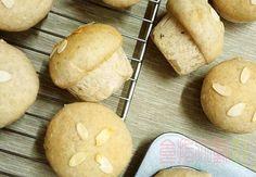 [烘焙菜鳥日誌] 低溫發酵「蘑菇起司麵包」朝九晚五照樣可以做麵包! ~ 食指大動%Food-Funs