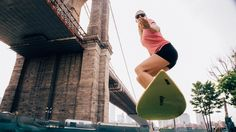 Air Surfing