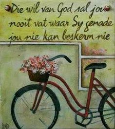 Die wil van God sal jou nooit vat waar Sy genade jou nie kan beskerm nie ♥ Faith Quotes, Bible Quotes, Bible Verses, Inspiration For The Day, Spiritual Inspiration, Inspirational Qoutes, Uplifting Quotes, Witty Quotes Humor, Afrikaanse Quotes