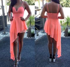 Different shoes but the dress is perdie Neon Dresses, Pretty Dresses, Casual Dresses, Short Dresses, Summer Dresses, Fashion 101, Cute Fashion, Teen Fashion, Fashion Dolls