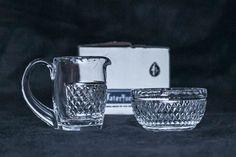 WATERFORD CRYSTAL COLLEEN CREAMER & SUGAR BOWL - NEW IN ORIGINAL BOX   | eBay