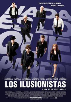 Los Ilusionistas 1