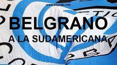#belgrano A LA SUDAMERICANA vamos LPM!! www.soycab.com GRACIAS LOCOO