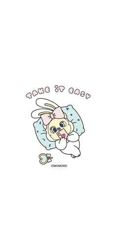 Emoticon, Iphone Wallpaper, Cartoon, Comics, Illustration, Cute, Fictional Characters, Beaded Jewelry, Bunny