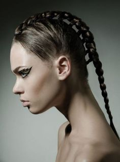 10 Crazy and Weird Hairstyles
