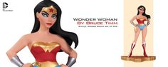 WONDER WOMAN ART OF WAR DC COLLECTIBLES STATUE ART OF BRUCE TIMM 1350 OF 5200 | eBay