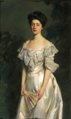Irving Ramsey Wiles, American, 1861-1948 Emily Henderson Cowperthwaite 1902 Oil on canvas Gift of Emily Henderson Graves Jones, Granddaughter of the Sitter; P.2004.37