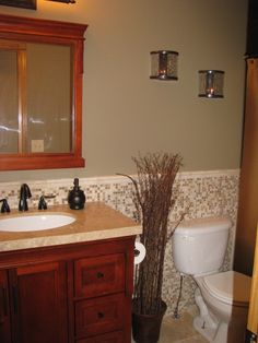 Hall Bathroom Remodel View more bathroom remodeling at http://www.dhrnj.com/bathrooms/ #bathroom #remodeling #renovations #dreamhome #nj