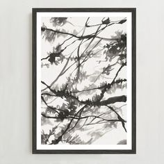 "WE Print Collection, Through the Trees 27""w x 38""l. $249"