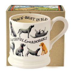 All Over Labrador 1/2 Pint Mug Boxed