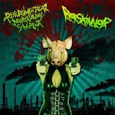 brutalgera: Regurgimentação Necrovaginal Sangrenta / Pigskinne...