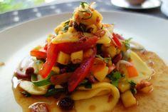 Mango Salad - The Purist Villas & Spa