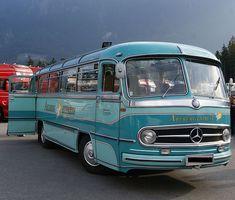 Mercedes-Bus-Arlberg - Mercedes-Benz O 321 Classic Japanese Cars, Best Classic Cars, Mini Trucks, Old Trucks, Mercedes Benz, Cool Rvs, Nissan, New Bus, Bentley Mulsanne