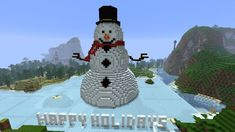 Cool things to Build in Minecraft Xbox 360 edition (Christmas Special.