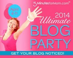 Ultimate Blog Party 2014