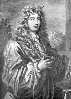 ~Christiaan Huygens~ Dit is Christiaan Huygens, hij is geboren op 14 april 1629 en gestorven op 8 juli 1695.Christiaan is de uitvinder van de slingerklok. Ook heeft meneer Huygens de telescoop verder ontwikkeld, het principe van de stoommachine en een buskruitmotor op mijn naam staan en het uiterlijk van Saturnus verklaard als een planeet met twee ringen. Deze man had zo ook zijn steentje bijgedragen in de wetenschappelijke revolutie.