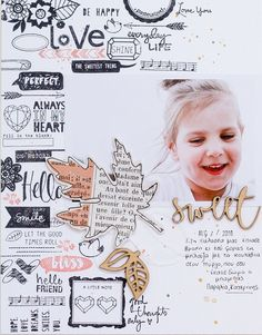 Scrapbooking Kits, Paper & Supplies, Ideas & More at Scrapbook Sketches, Scrapbook Page Layouts, Scrapbook Pages, Scrapbooking Ideas, Baby Scrapbook, Scrapbook Paper Crafts, Friend Scrapbook, Wedding Scrapbook, Studio Calico