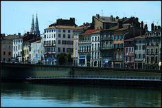 Macon, France. went on many strolls there. so fun.
