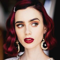 "dailylilycollins: "" Lily Collins photographed by Paley Fairman """