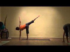 Clase completa de Hatha Yoga - Meditación con Bija Mantras - Lalita Devi - YouTube